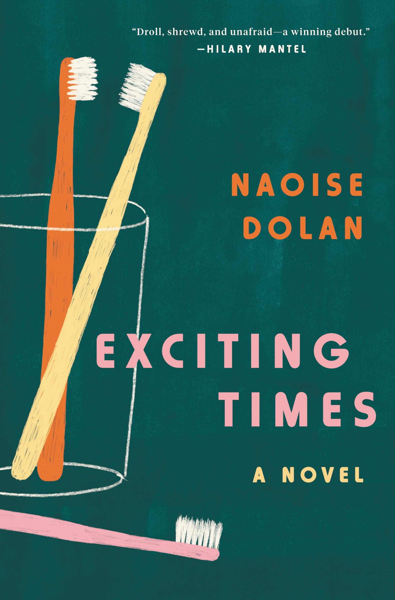 6. Exciting Times by Naoise Dolan