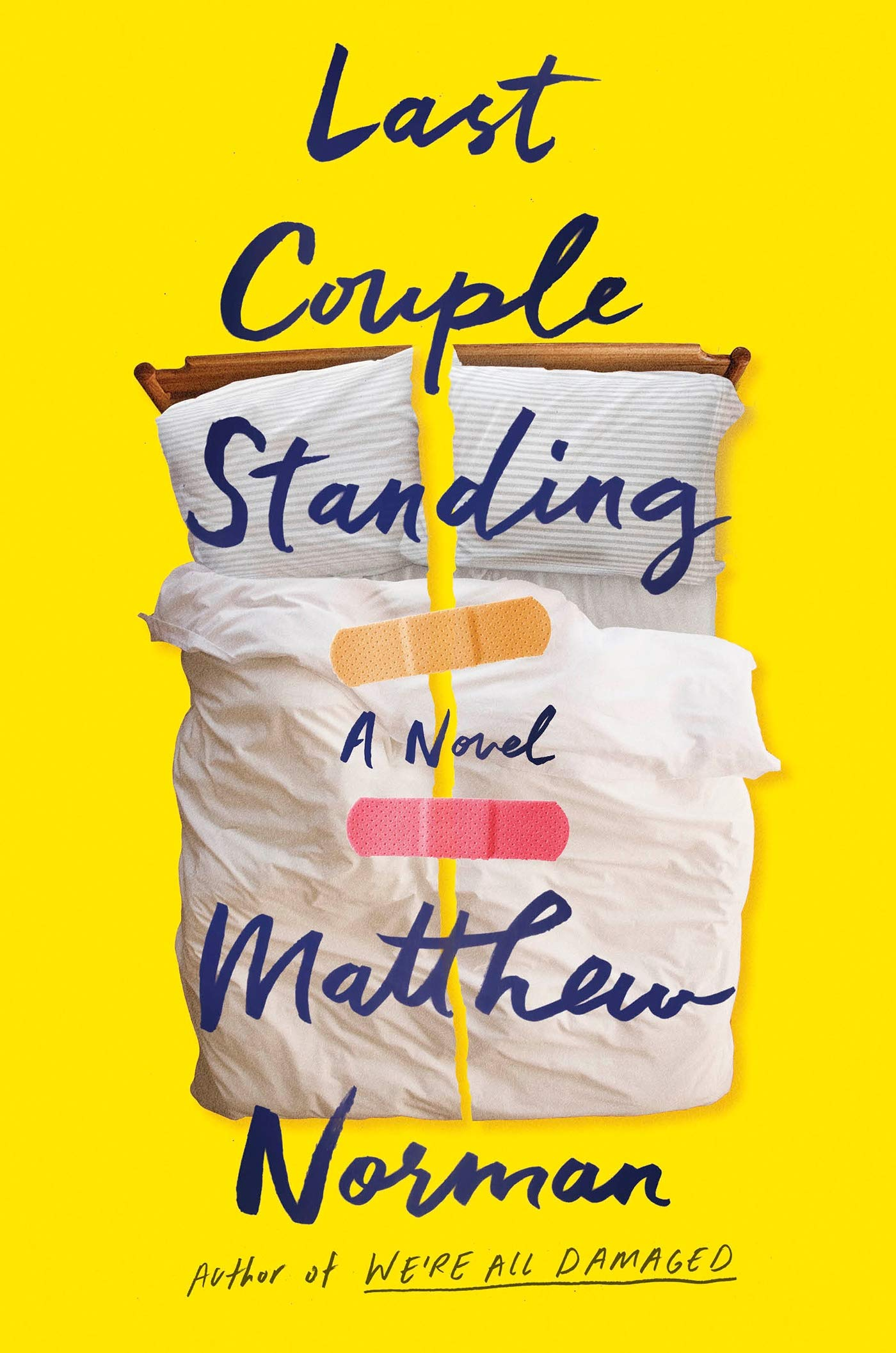 8. Last Couple Standing by Matthew Norman