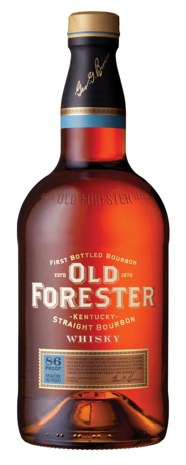 4. Old Forester