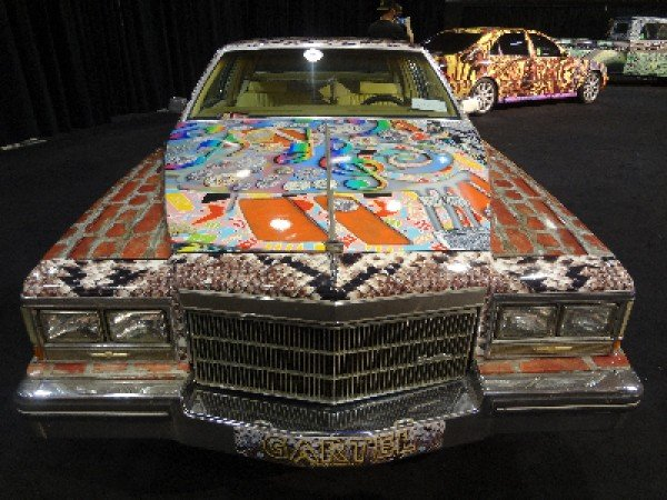 Art Cars: 1984 Cadillac Coup Deville