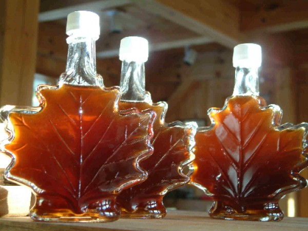 6 - Maple syrup