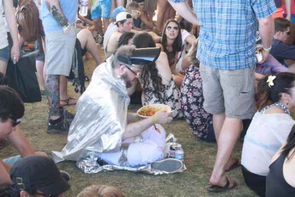 Coachella 2013: The Day in Pictures; 4/19/13