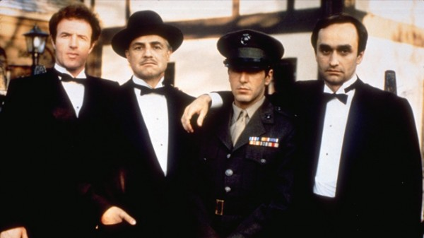 1. The Godfather Trilogy (1972-1990)