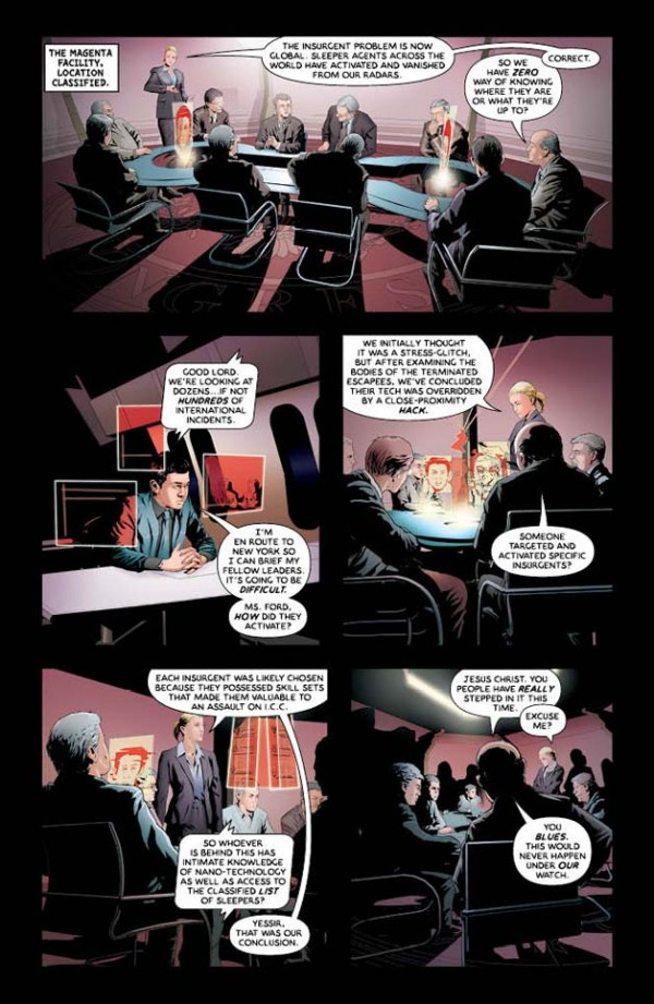 Insurgent #3 Preview 3