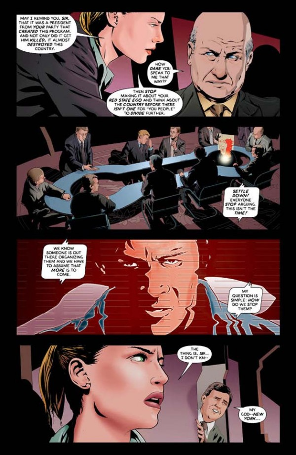 Insurgent #3 Preview 4