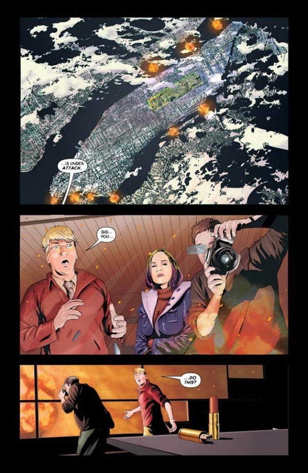 Insurgent #3 Preview 5