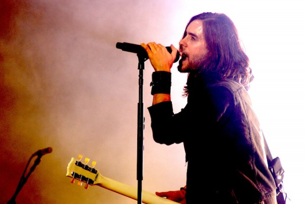 30 Seconds To Mars - KROQ Weenie Roast, May 18 2013 (Johnny Firecloud)