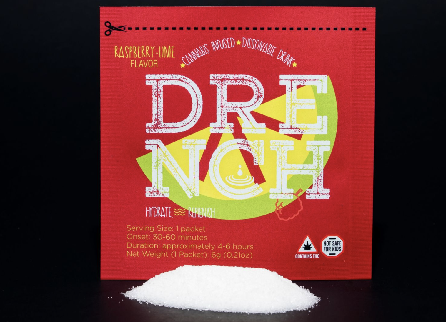 Drench THC Drink Mix