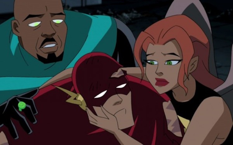 """The Flash, """"Justice League Unlimited"""""""