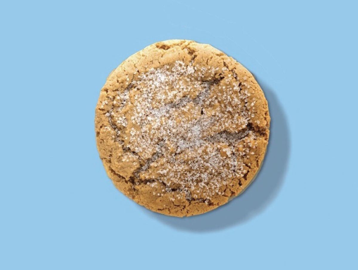 Sweetgrass Kitchen's Ginger Molases Cookies