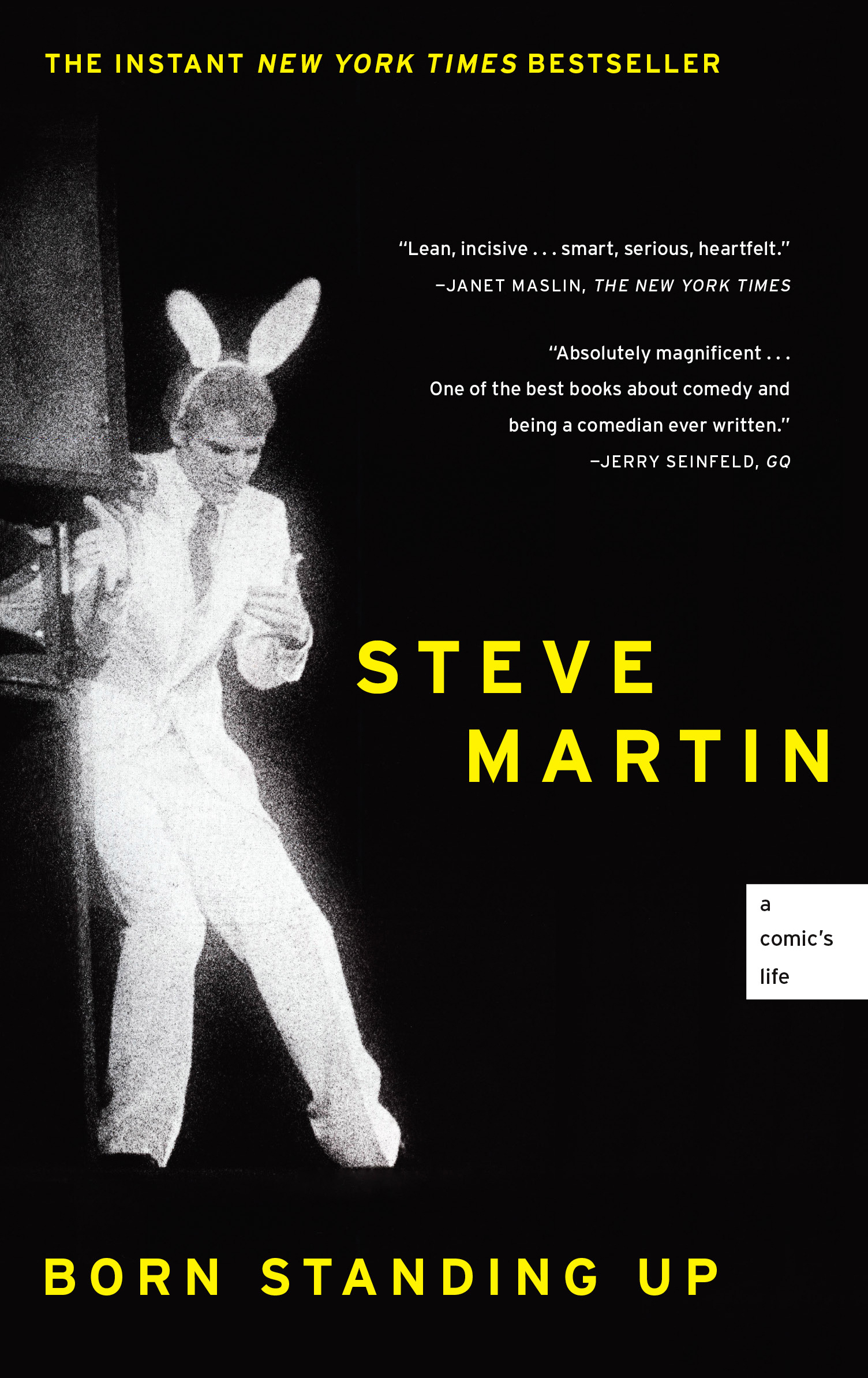 2. 'Born Standing Up' by Steve Martin
