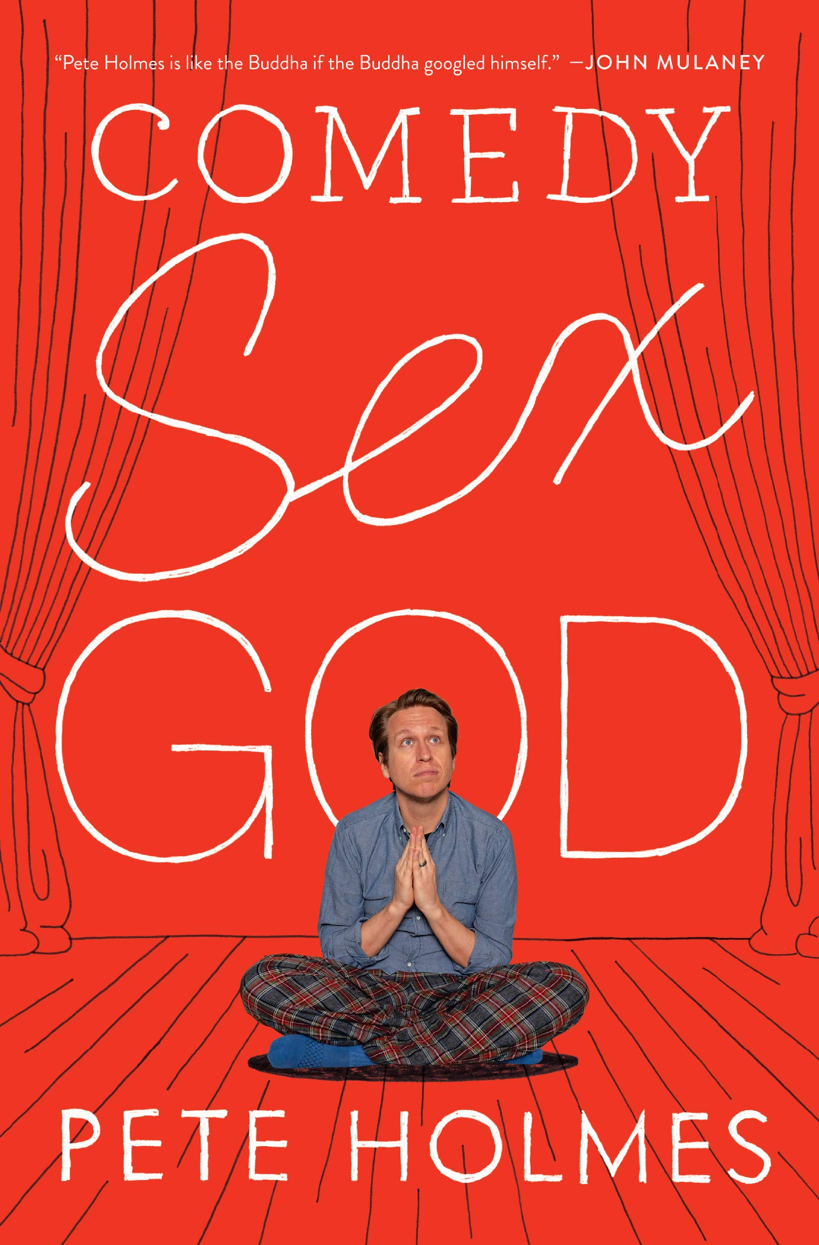 7. 'Comedy Sex God' by Pete Holmes