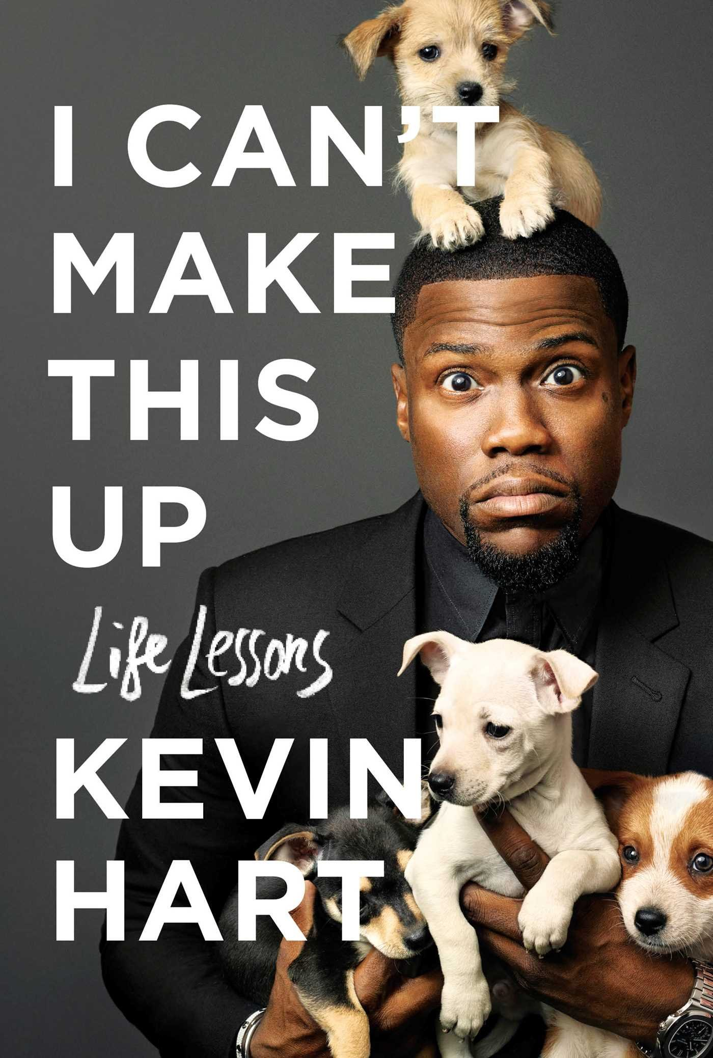 6. 'I Can't Make This Up' by Kevin Hart