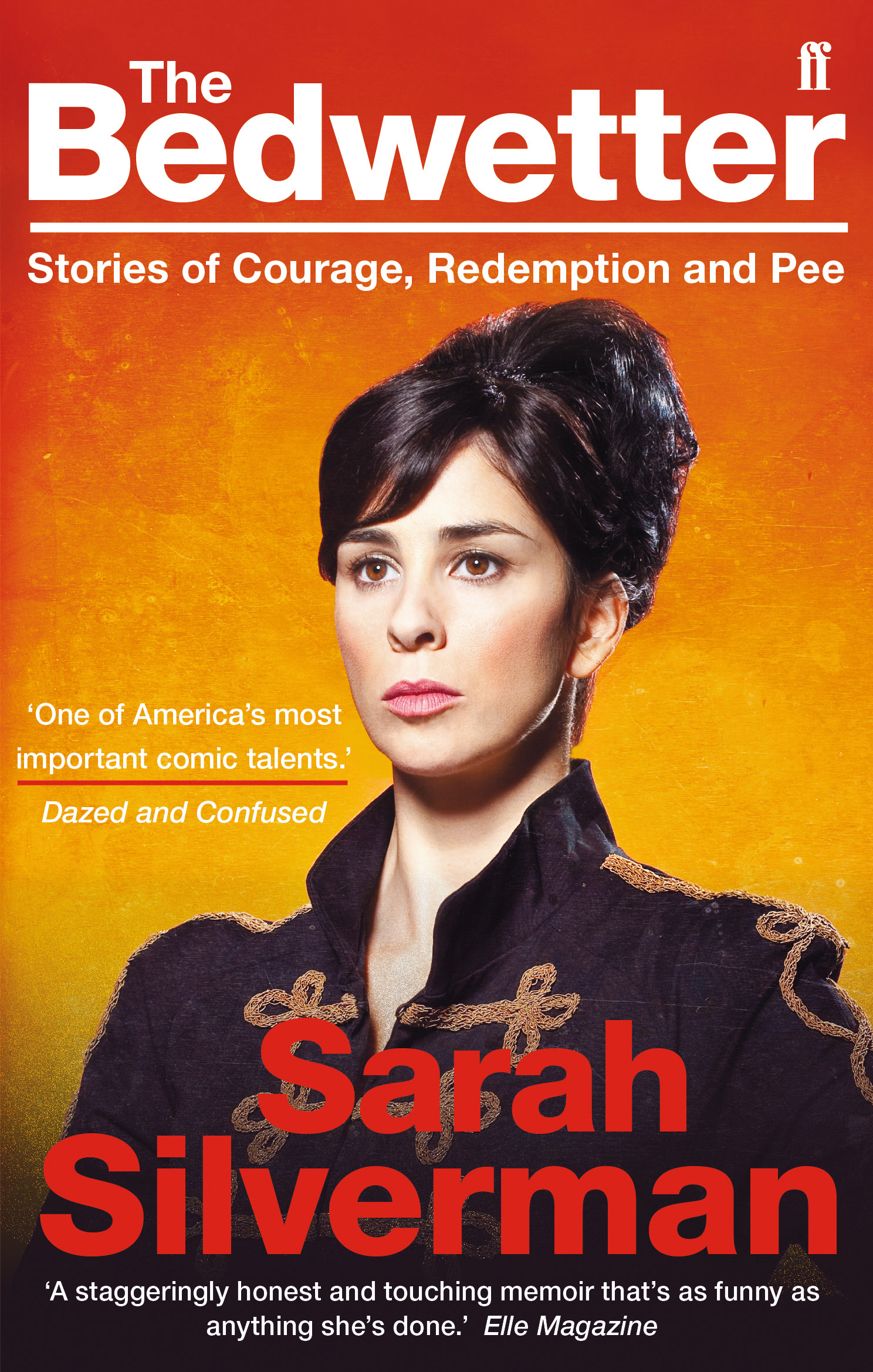 5. 'The Bedwetter' by Sarah Silverman
