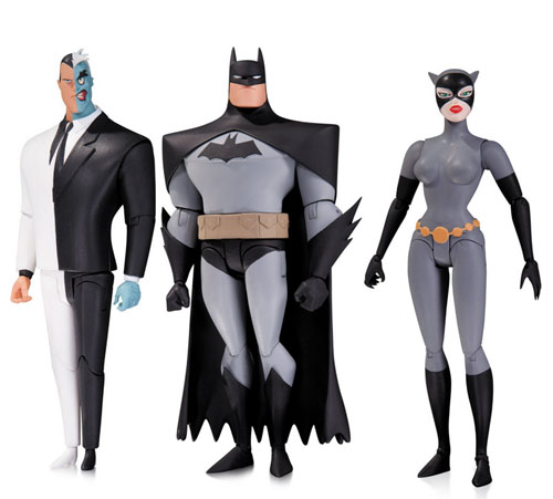 Batman The Animated Series Wave One Action Figures