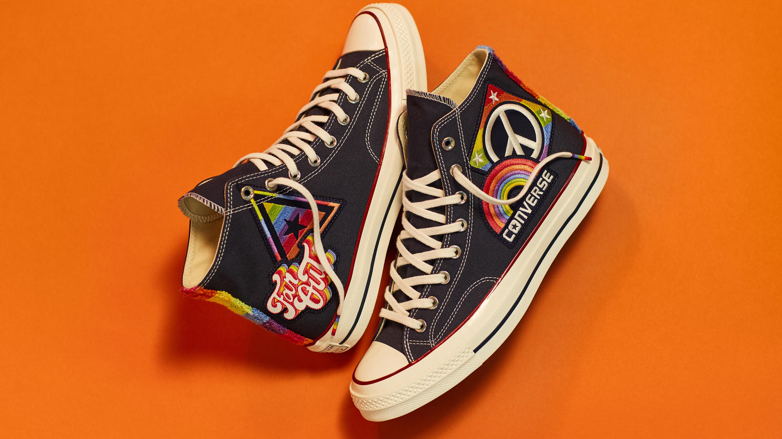 All-Star '70 1st Pride Parade High Top