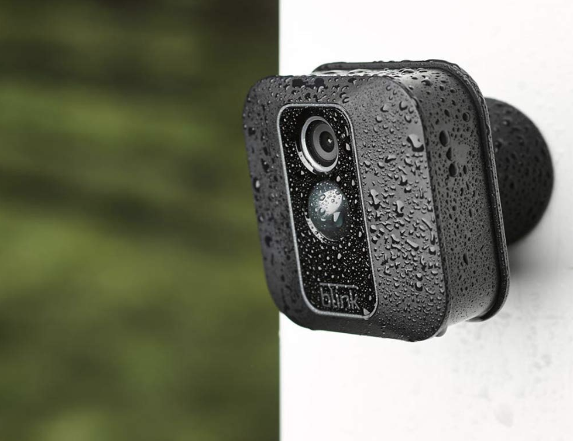 Blink XT2 Outdoor/Indoor 3 Camera Kit, Smart Security Camera With Cloud Storage Included, 2-Way Audio, 2-Year Battery Life