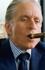 Gordon Gekko from the 'Wall Street' Movies