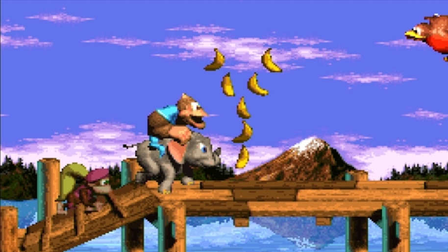 'Donkey Kong Country 3': Dixie Kong's Double Trouble!