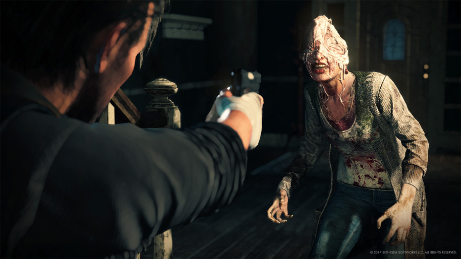 10. The Evil Within 2
