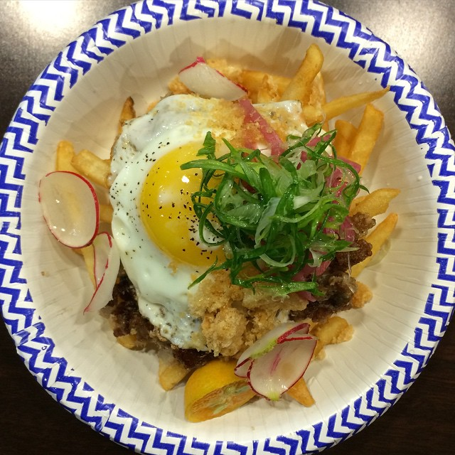 Belly & Snout's Sisig Fries