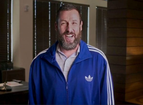 Adam Sandler Hilariously Responds to Viral IHOP Video in 'For the Record' Tweet