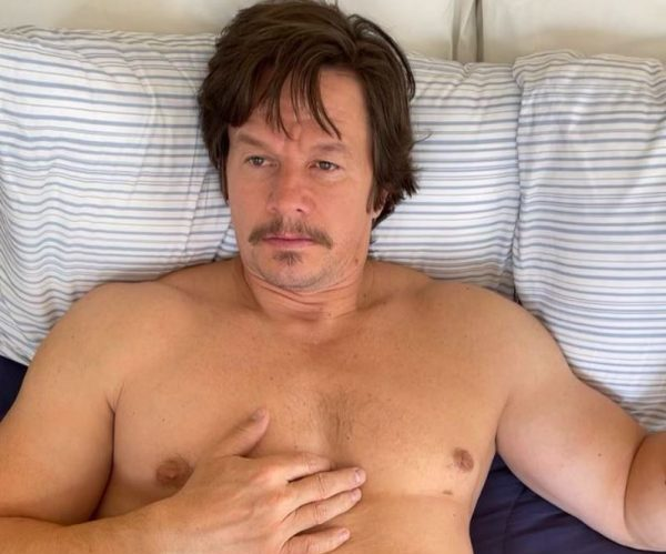 Mark Wahlberg Reveals 20-Pound Weight Gain, Finally Looks Like the Rest of Us