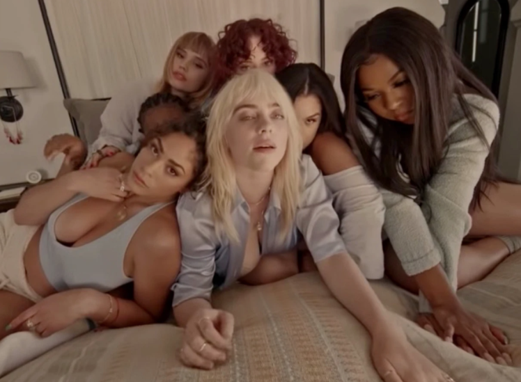 Billie Eilish Releases New Music Video Featuring All-Girl House Party, Hey We Want to Go!