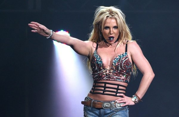 Britney Spears Tells Haters to 'Kiss My Ass' After Posting Topless Instagram Photo, But Can Us Non-Haters Please Do It Too?