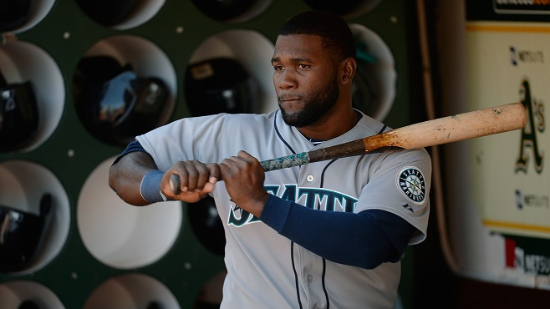 Abraham Almonte OF - Mariners