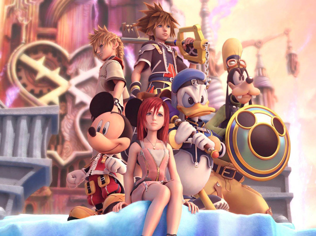 The Time Has Come for Kingdom Hearts