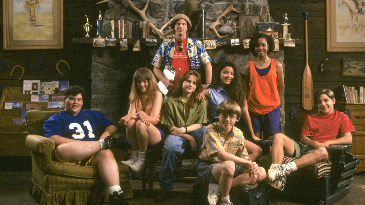"""""""Salute Your Shorts"""" (1991-93)"""