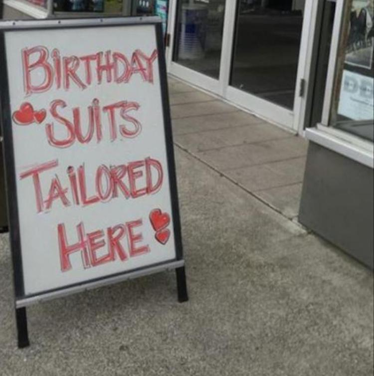 B-Day Suit Tailor