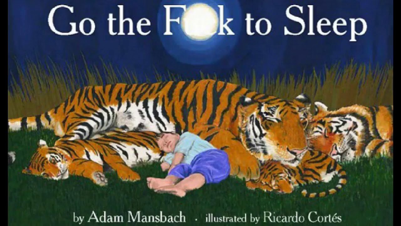 'Go the Fuck to Sleep' by Adam Mansbach