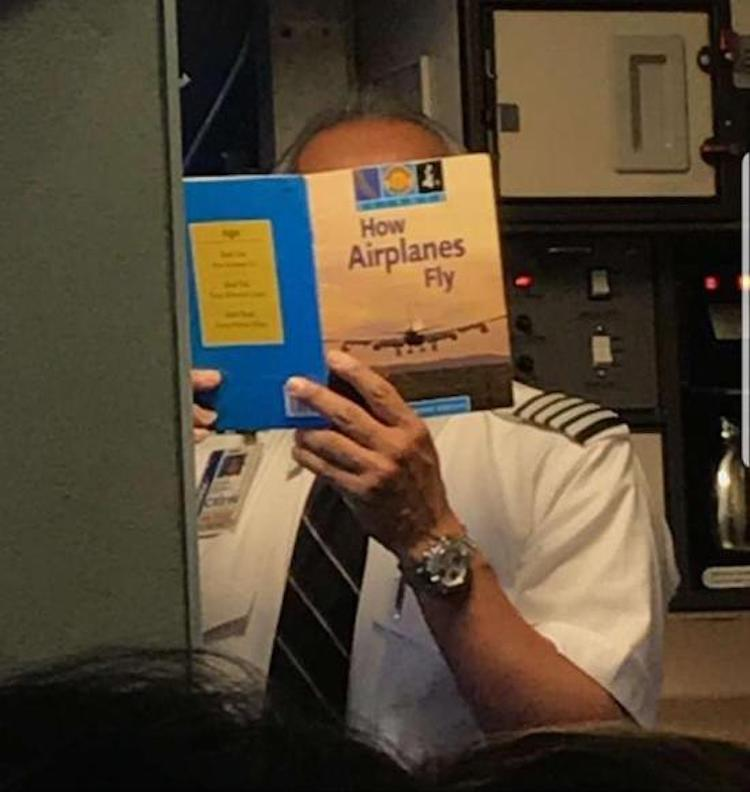 How to Pilot for Dummies About to Pilot