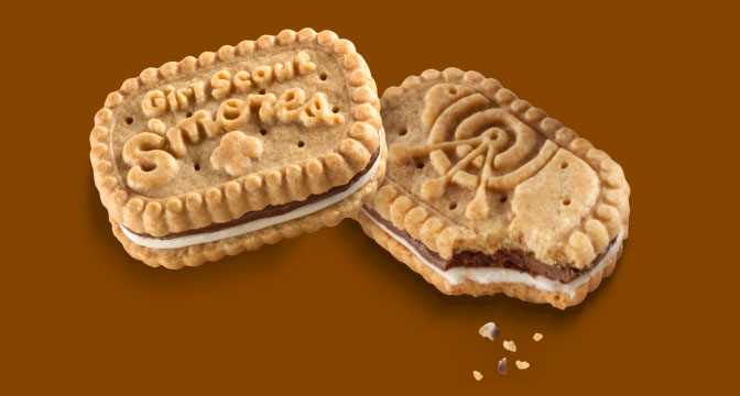 8. Girl Scout S'mores