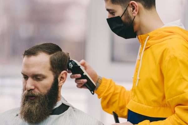 Mandatory Good News: Mobile Haircuts Come to New York City Health Care Workers