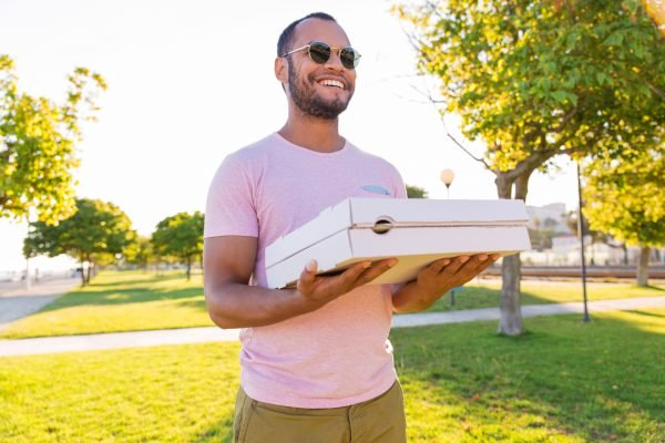 Mandatory Good Deed of the Day: Do a Pizza Drop For Someone in Need