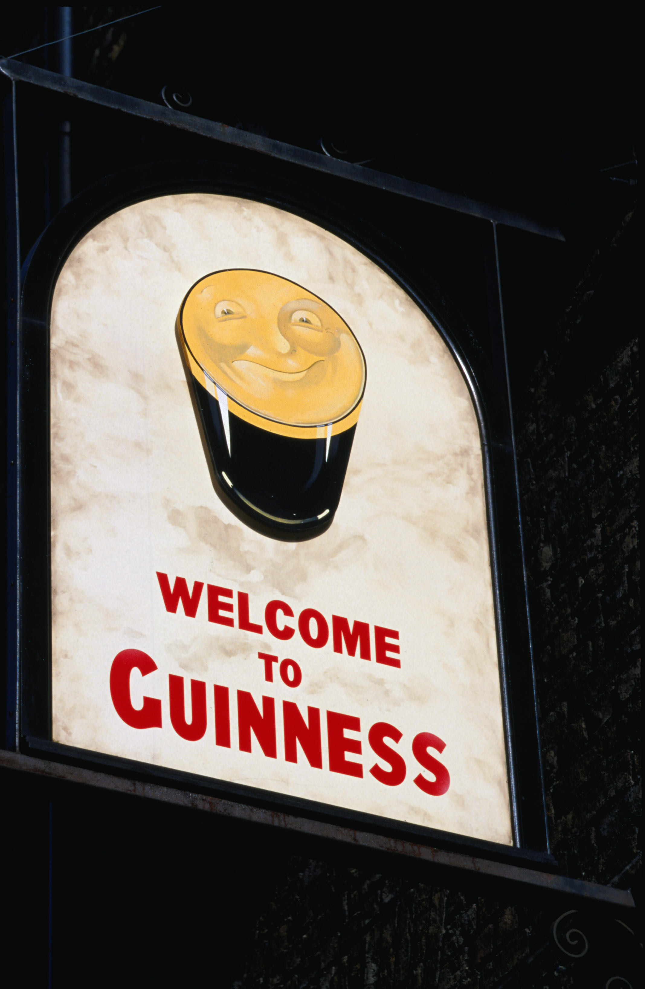 Arthur Guinness signed a 9,000 year lease.