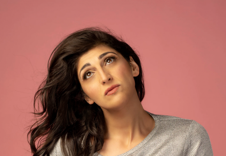 Inspire: Feminist Muslim Comedian Zahra Noorbakhsh Is A Stand-Up Superhero