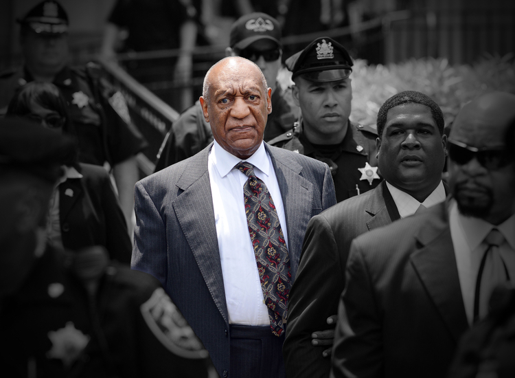 Bill Cosby Teaches Prison Inmates About Being Role Models and Irony