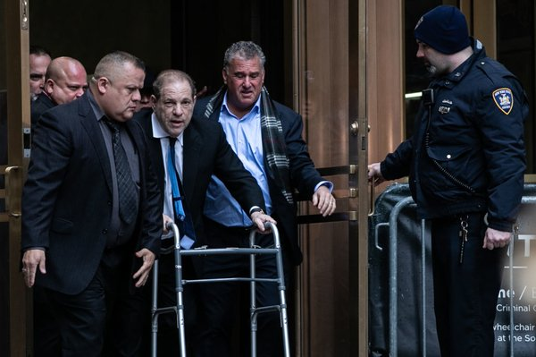 Harvey Weinstein to Undergo Back Surgery, Everyone Hoping For Swift Recovery So He Can Continue to Burn in Hell in Front of Us