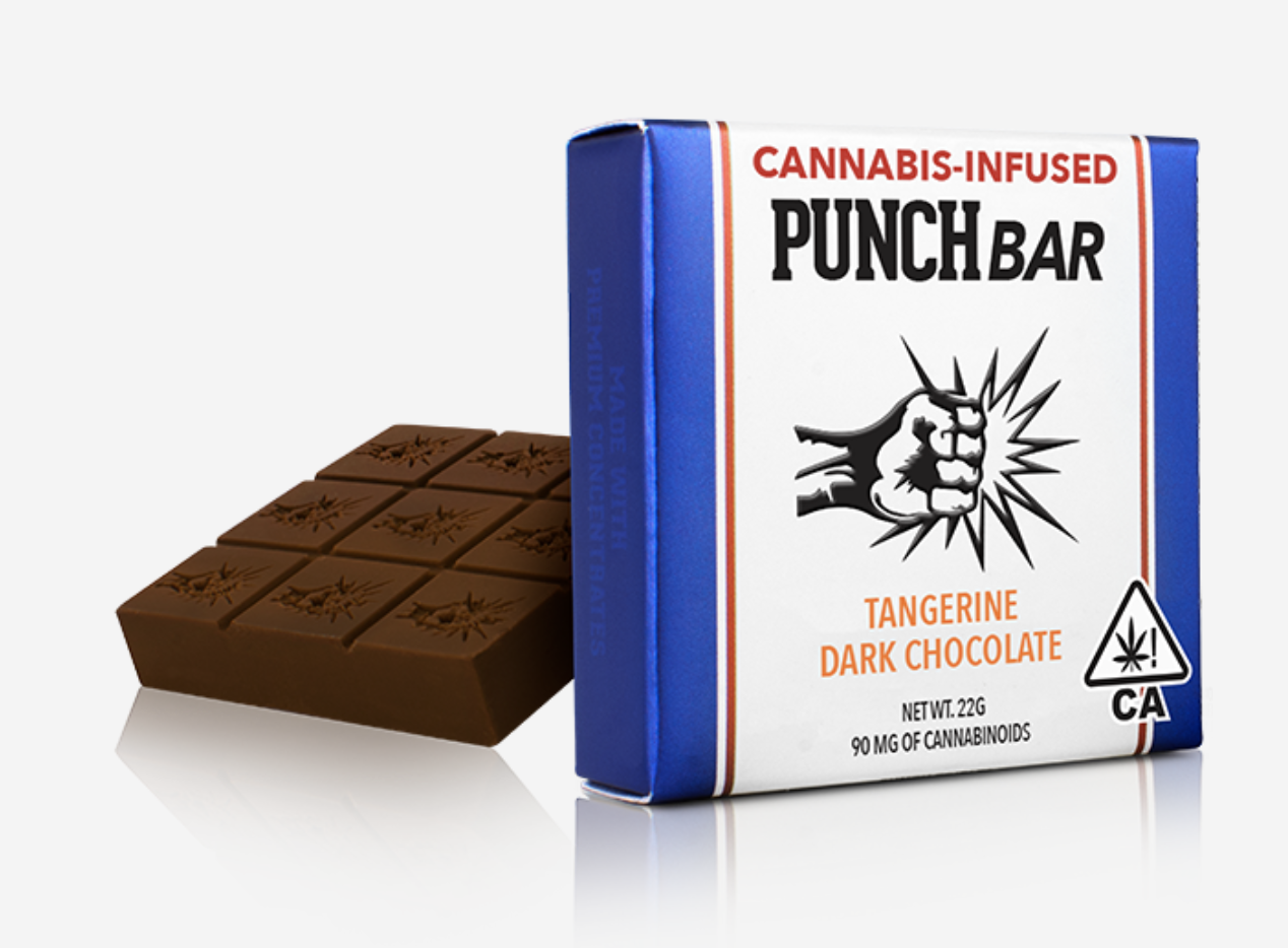 Punch Edible's Punch Bars