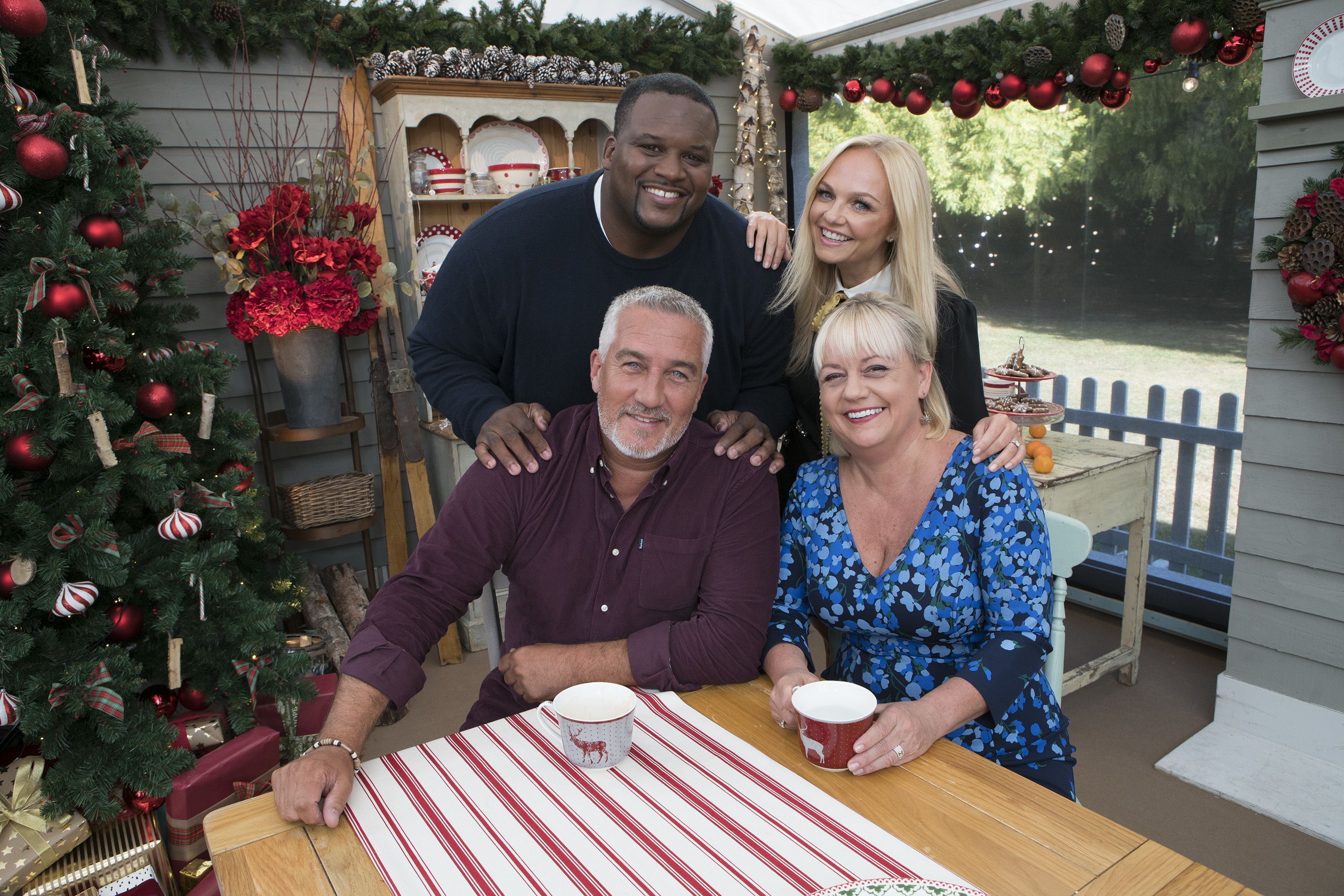'The Great American Baking Show: Holiday Edition'