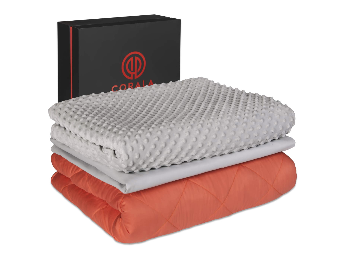 Corala Complete Weighted Blanket Set