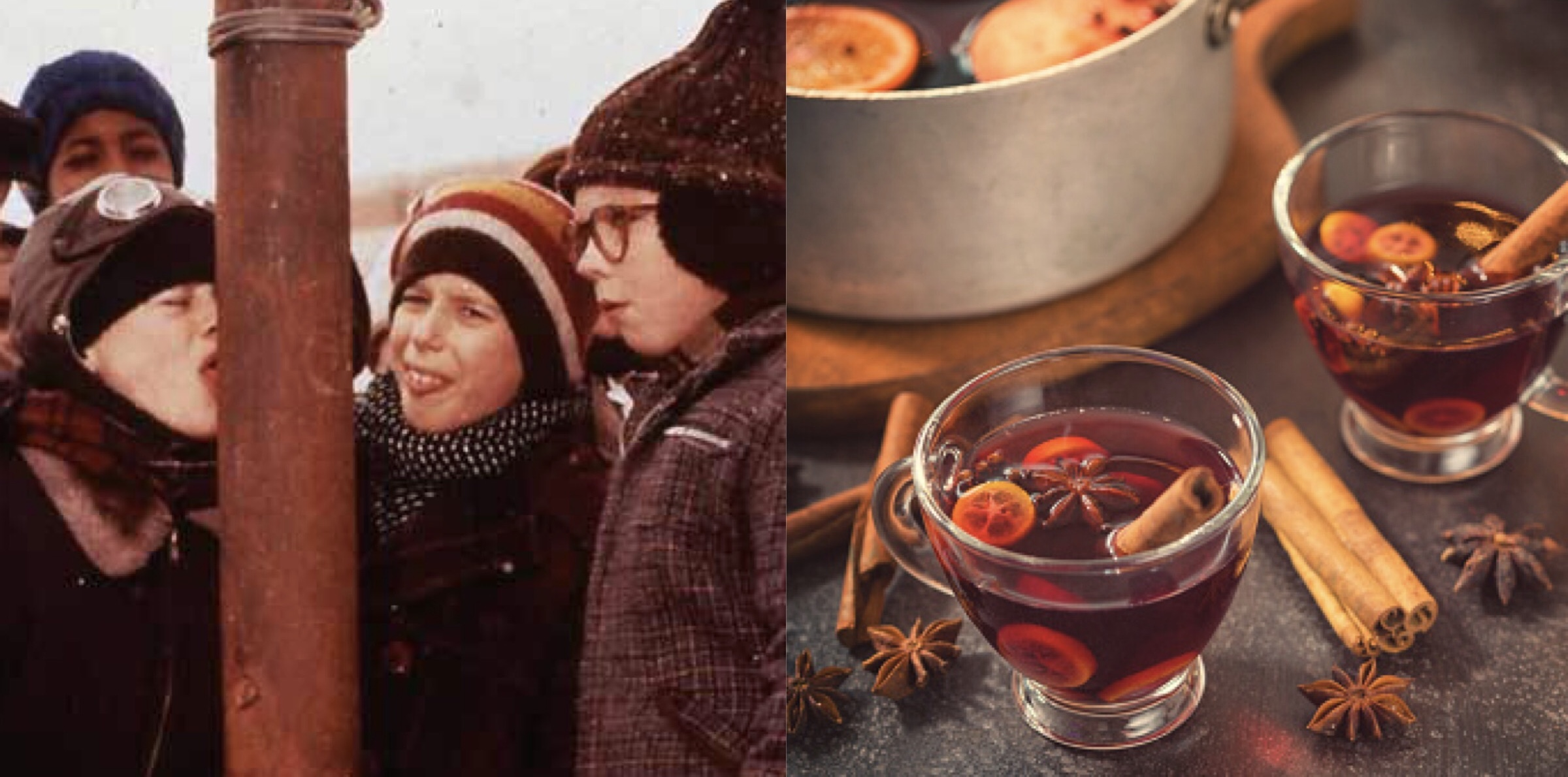 'A Christmas Story' and Gaelic Punch