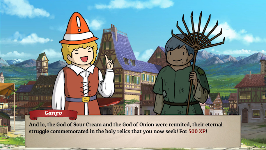 'Guildmaster Story' highlights the obliviousness of those born rich.