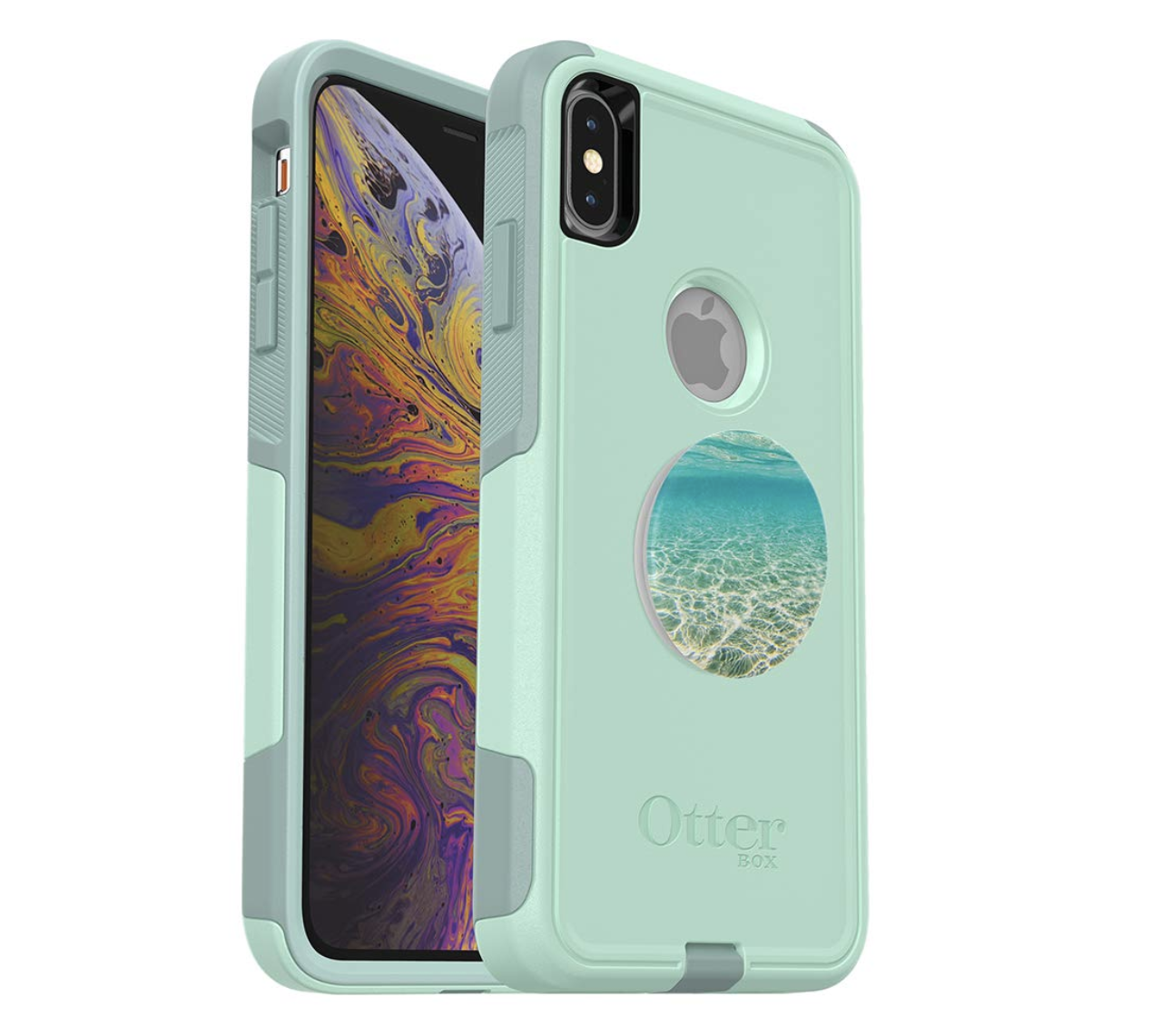 OtterBox iPhone Case With Popsocket PopGrip