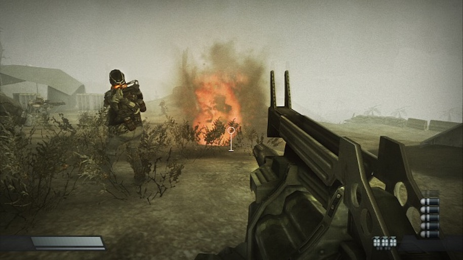 'Killzone' was set to fail from the very beginning.