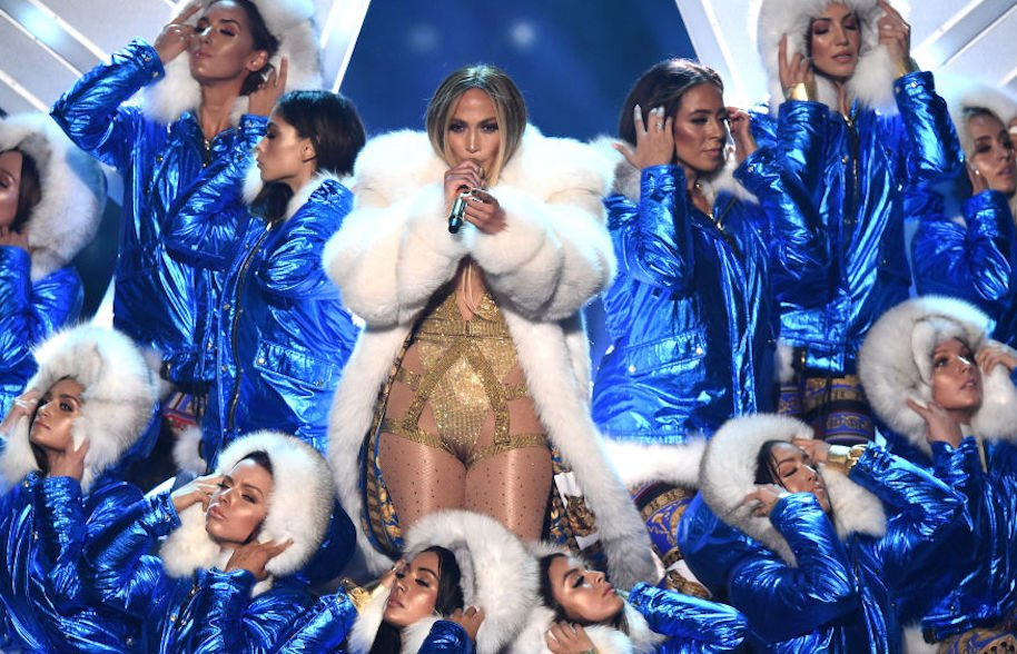 Her performance at the 2018 MTV VMAs.